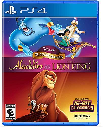 Amazon: Aladdin y El rey León para PS4