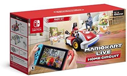 Walmart y Aurrera: Mario Kart Live: Home Circuit - Mario o Luigi - Nintendo Switch