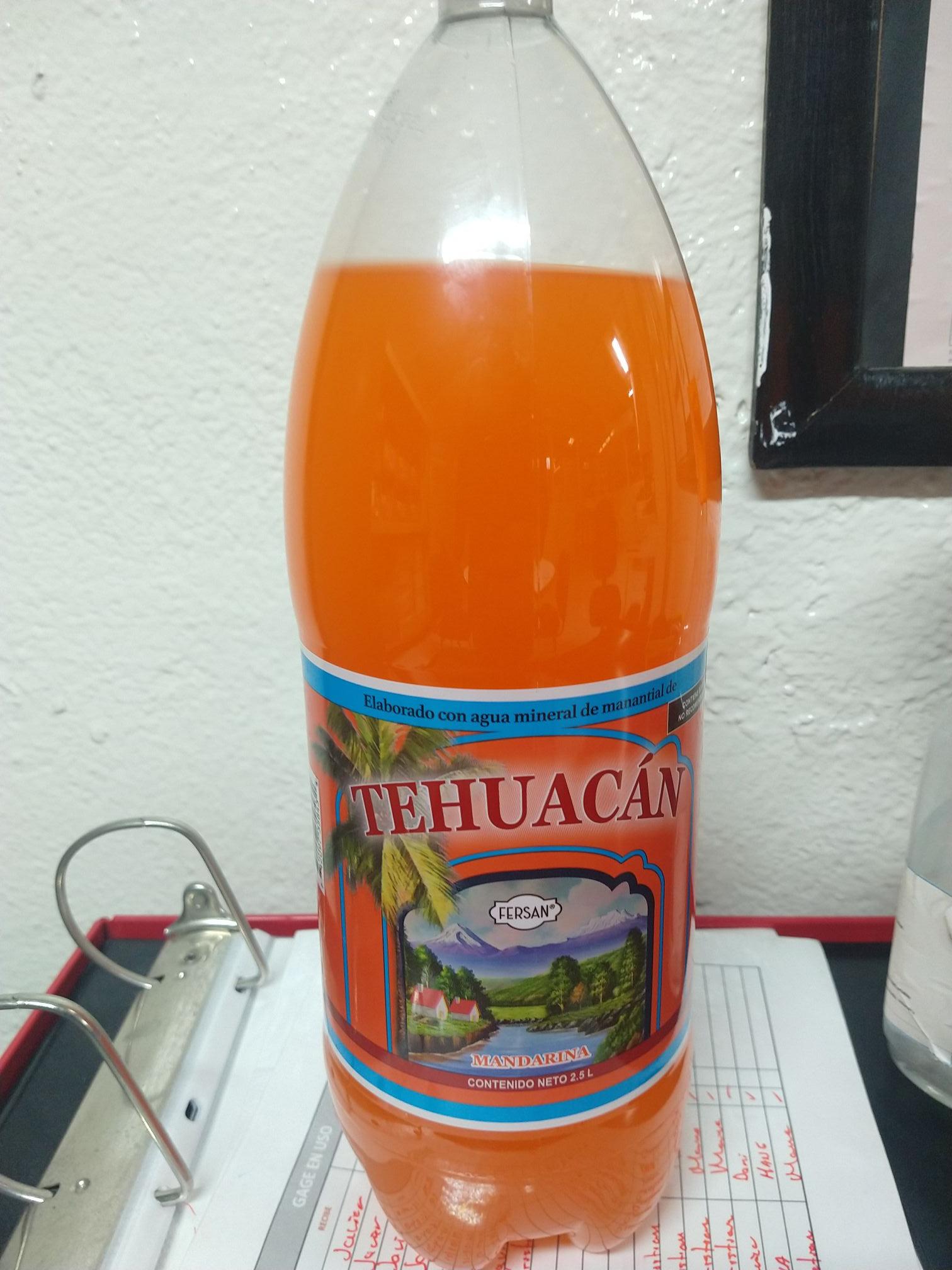 Walmart: Refresco Tehuacán