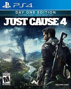 Amazon Just Cause 4 - PlayStation 4 - Day One Edition