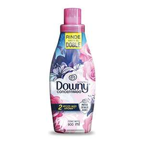 Amazon: Downy Suavizante de Telas Libre Enjuague Floral, 800 ml