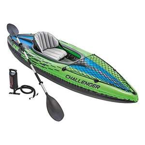 Amazon, Intex- Kayak inflable con remo , 2.74 m