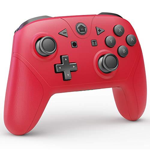 Amazon: 573 Blanco o Negro/593 Azul o Rojo. Amazon Controlador Pro inalámbrico compatible con Switch and Switch Lite