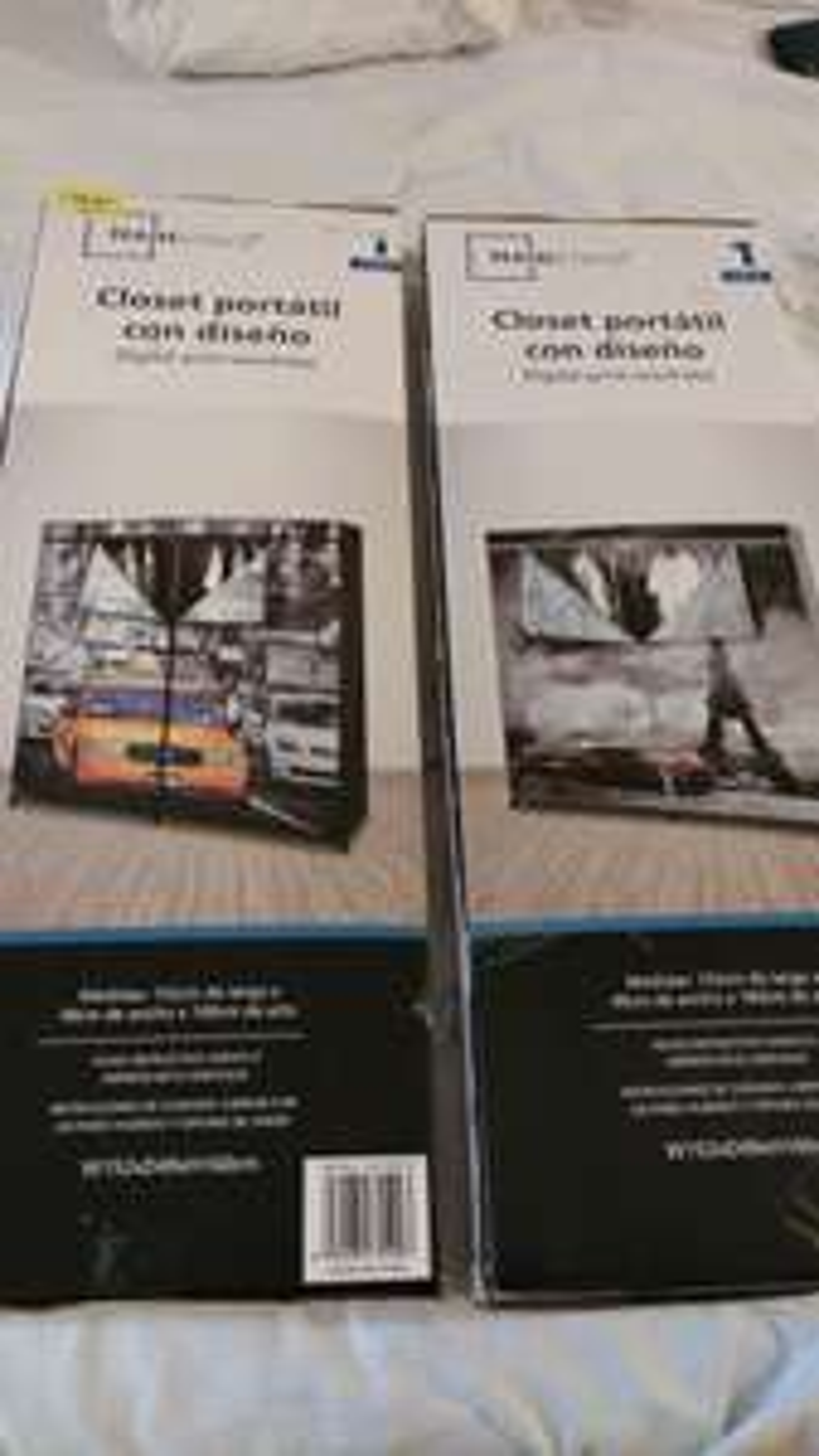 Bodega Aurrera: Closet Portable