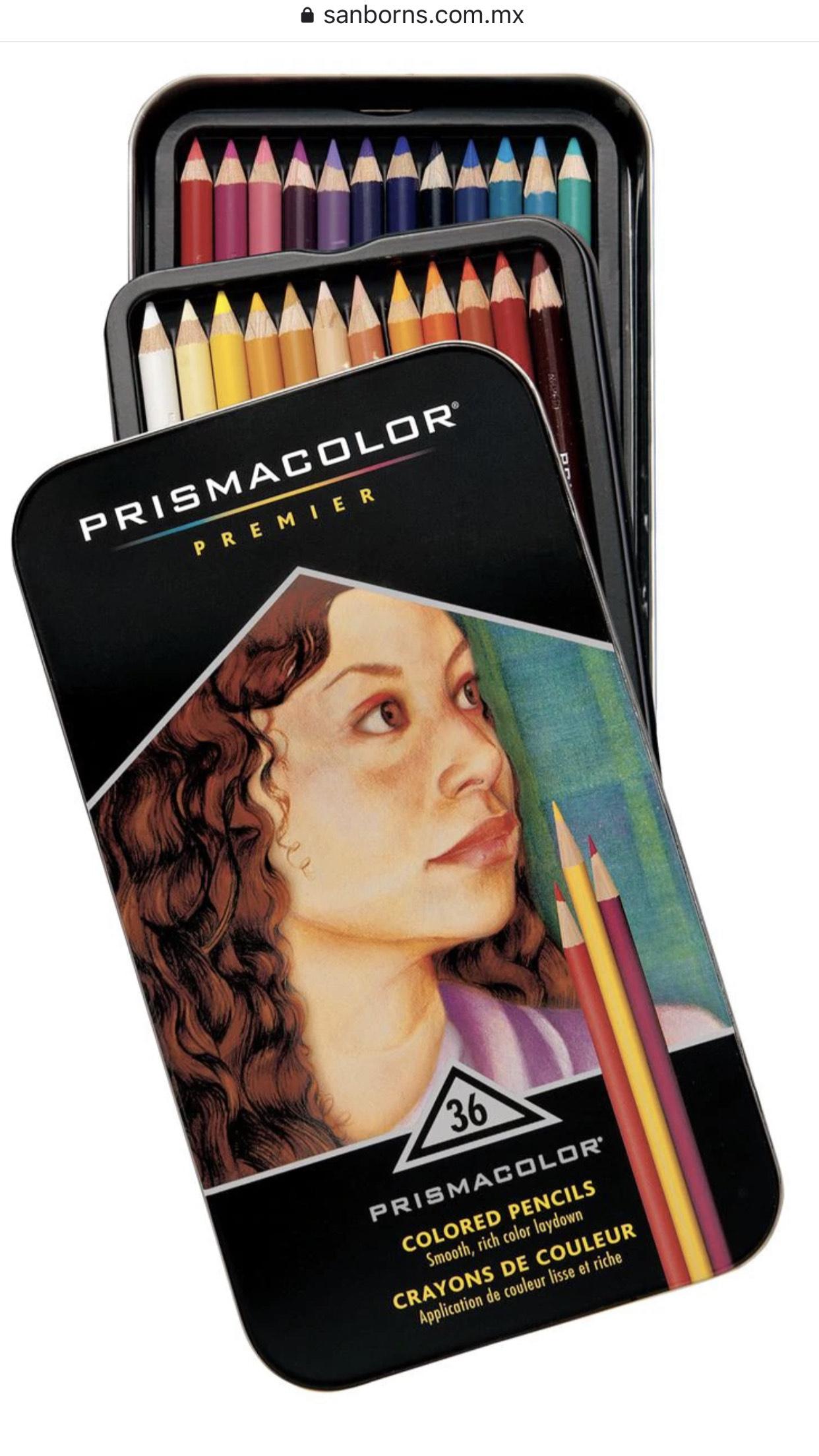 Sanborns: variedad de Prismacolor Premier y Junior con hasta 52% de descuento