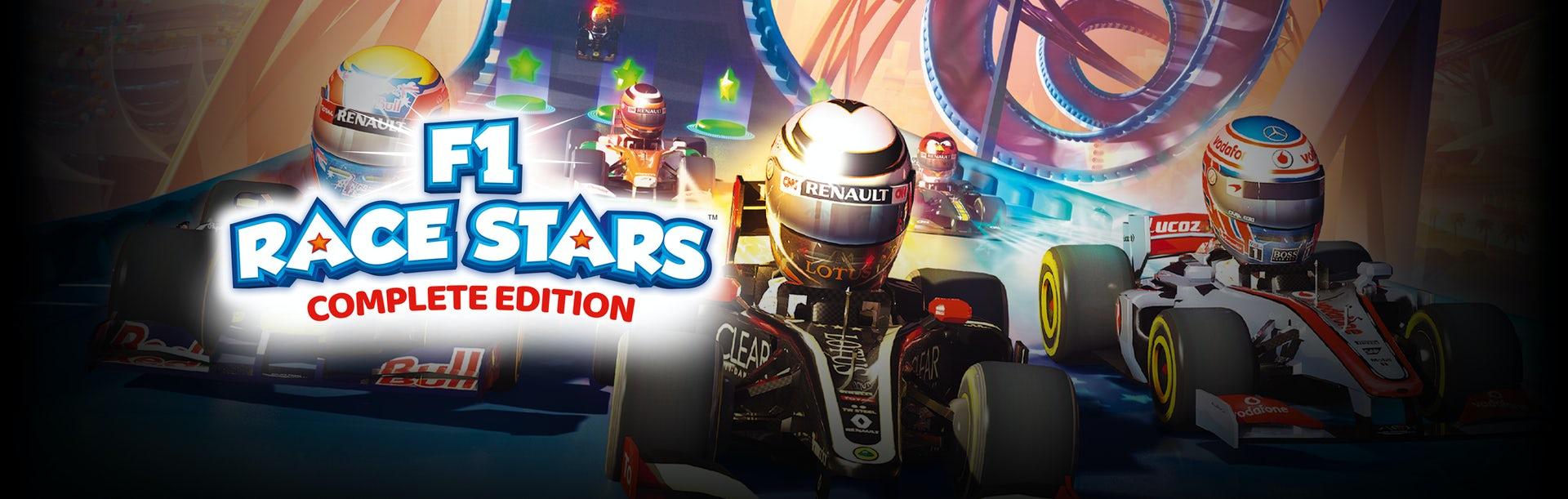 Fanatical [PC]: F1 RACE STARS Complete Edition por 0.69 dólares - MÍNIMO HISTÓRICO y OFERTA FLASH POR 24HRS.