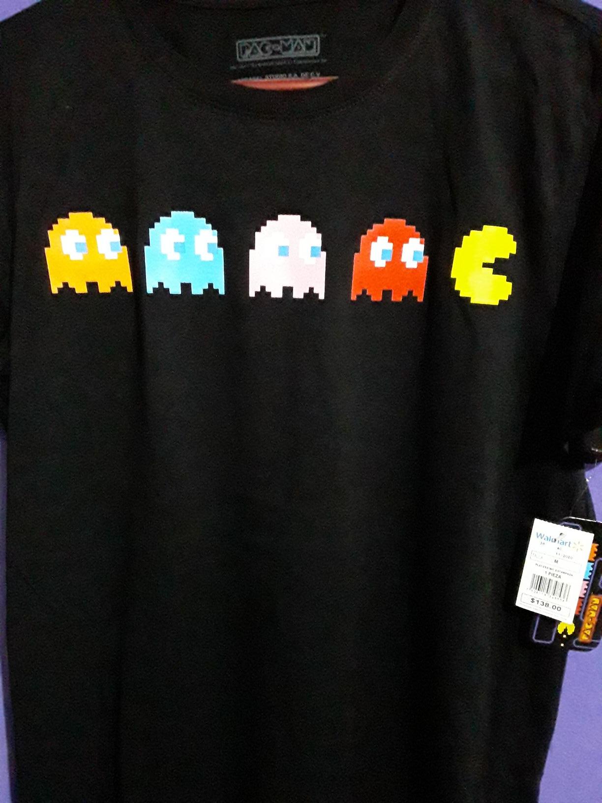 Walmart playera de Pac-man 41.01