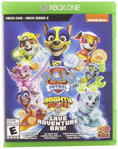 Amazon: Paw Patrol Mighty Pups Save Adventure Bay - Xbox One - Standard Edition