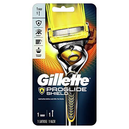 Amazon. Gillette Fusion5 ProShield Men's Razor, Handle & 1 Blade Refill