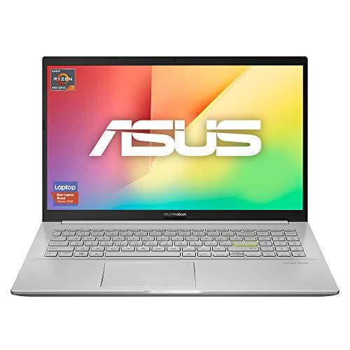 "Amazon: ASUS Laptops VivoBook 15.6"",Ryzen7, 12GB RAM, 1TB+256SSD, Silver"