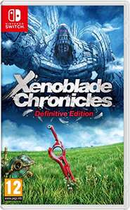 Amazon: Xenoblade Chronicles 1 Switch