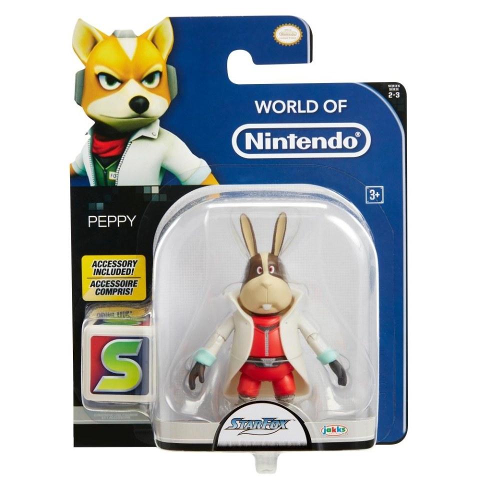 Walmart: Star Fox figura