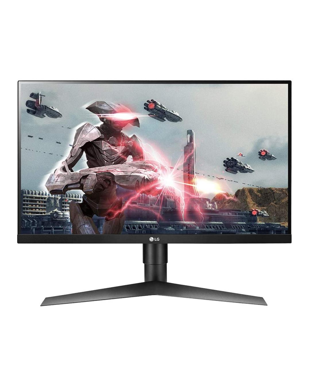 "Amazon: Monitor LG 27"" ( Modelo 27Gl650F-B) Gaming Ultra Gear, 144Hz, Panel IPS, 1Ms, Compatible con G-Sync y AMD FreeSync"