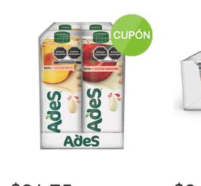 Costco Arboledas: jugos Ades con 4 piezas 25% de descuento