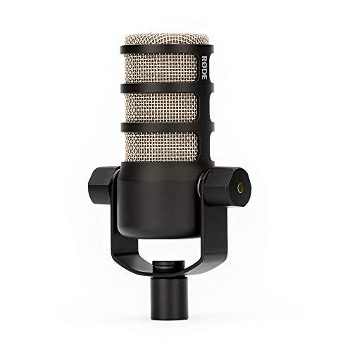 Amazon: Micrófono Rode PodMic cardioide dinámico Podcasting