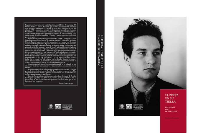 El poeta en su tierra: Diálogos con Octavio Paz - Braulio Peralta