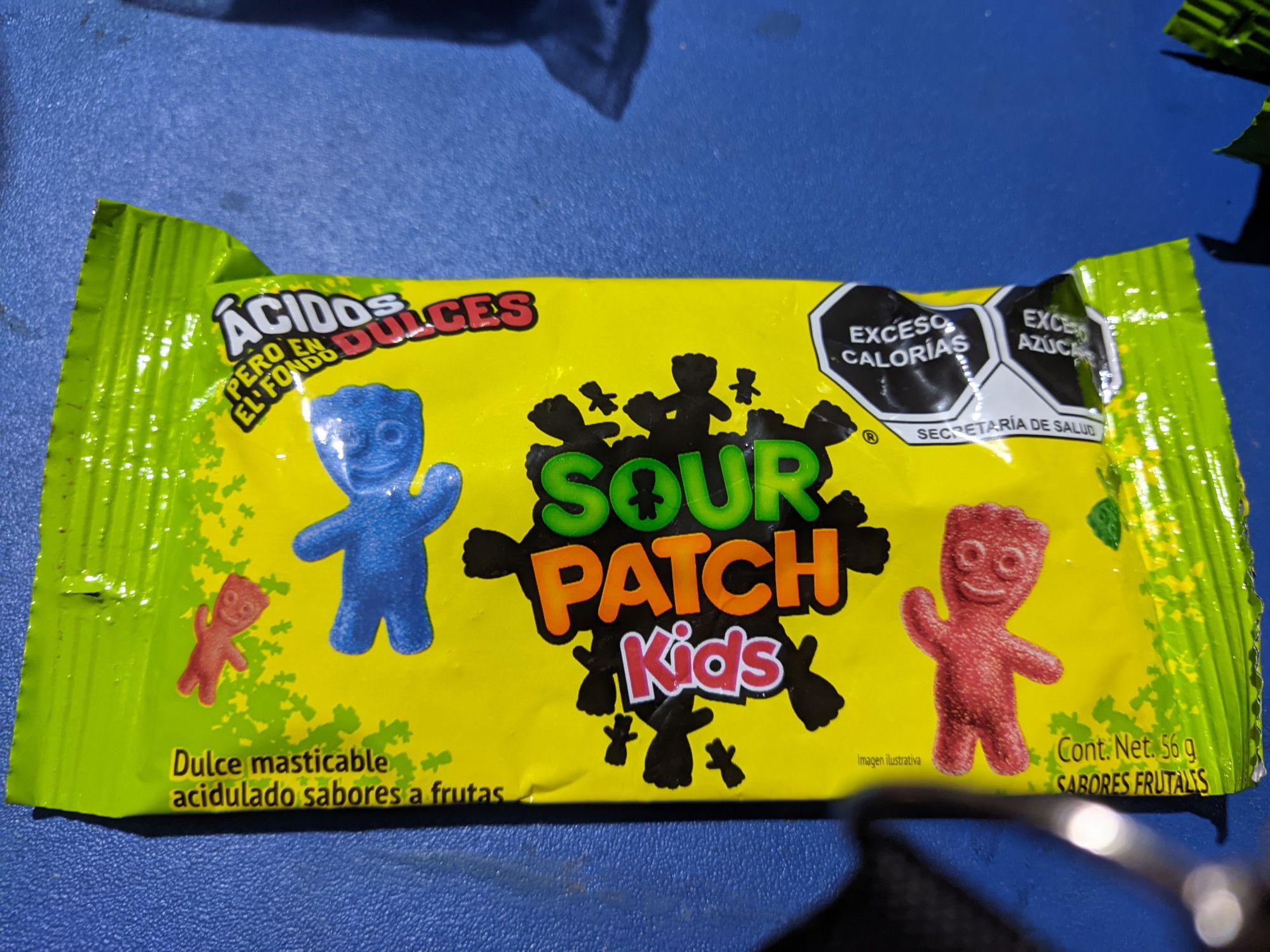 Bodega Aurrerá : Gomitas Sour Patch Kids en última liquidación