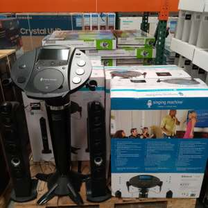 Costco: Singing Machine, Sistema de Karaoke Bluetooth