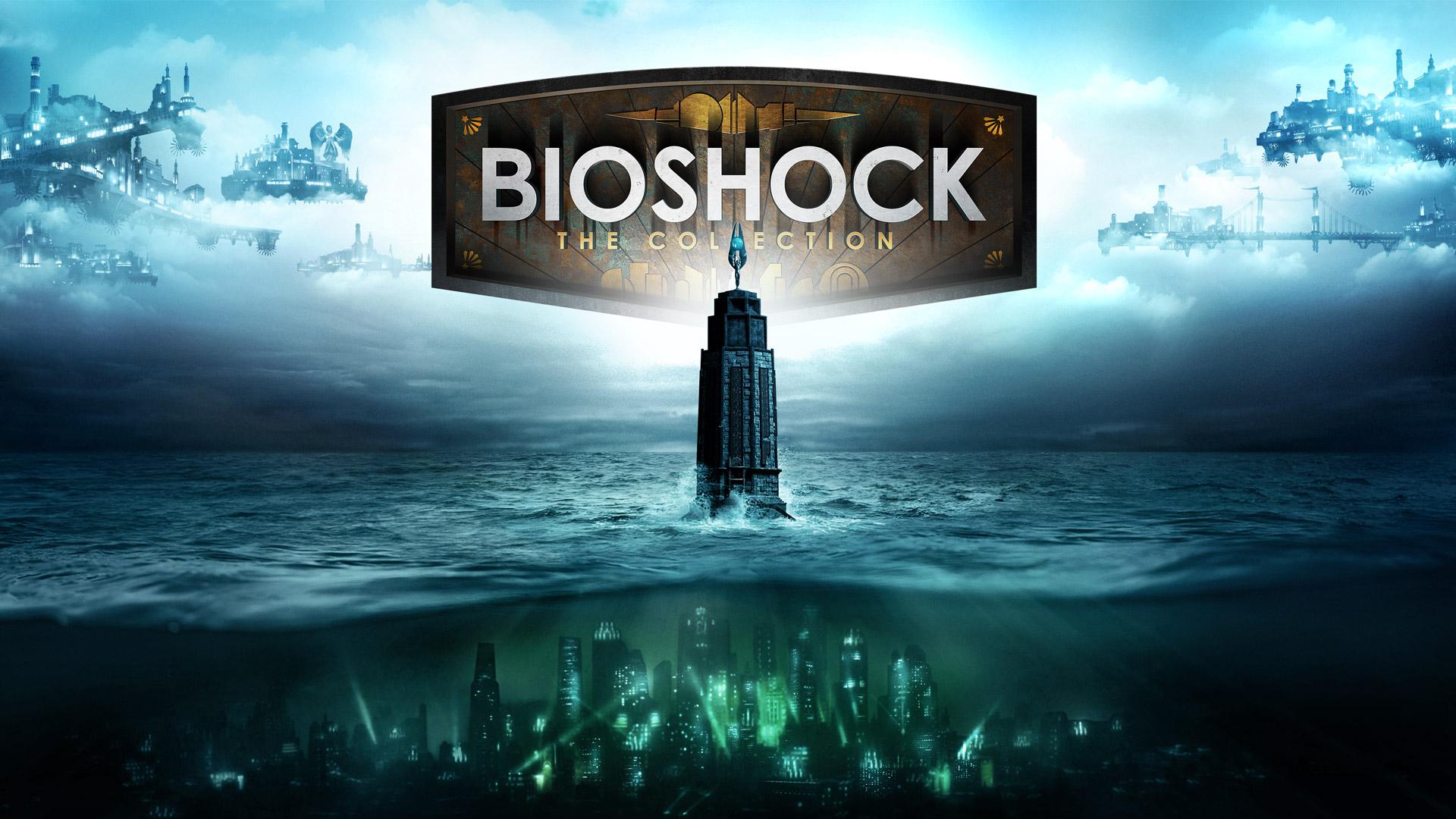 Nintendo eshop: BioShock: The Collection Eshop