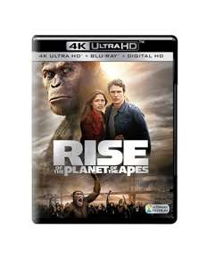 Liverpool: Rise of the Planet of the Apes 4K