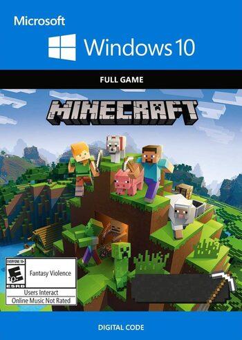 Minecraft Windows 10 Edition - Clave ARGENTINA