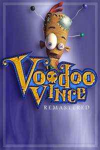 Xbox: Voodo Vince Remastered