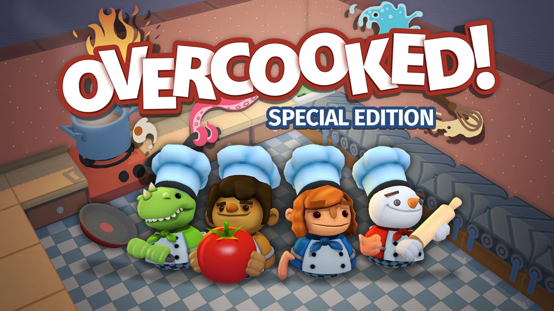 Nintendo eShop: Overcooked Special Edition