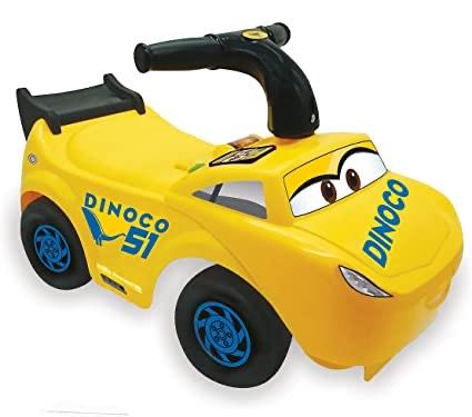 EuroToys Mi Primer Auto Cruz Ramírez - Cars Vehicle.... Amazon