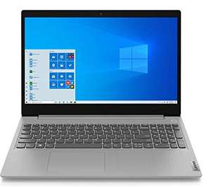Amazon: Lenovo Laptop IP 3-15IIL Intel Core i3, RAM 8GB, HDD 1TB + 128 GB SDD (Aplica prime)
