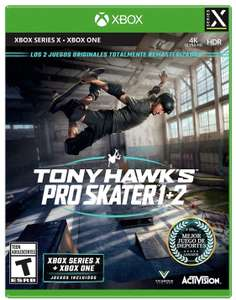 Amazon: Tony Hawk´S Pro Skater 1+2 - Standard Edition - Xbox Series X