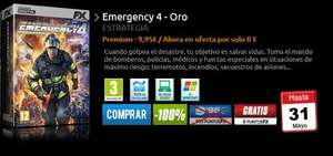 FX Store [PC]: Emergency 4 - Oro ¡GRATIS!