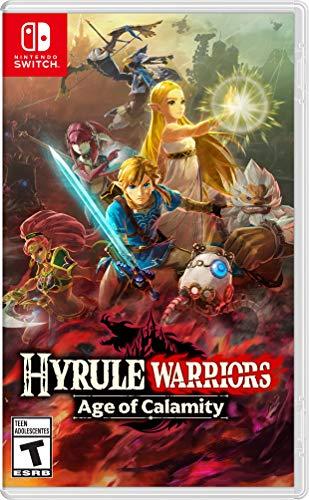 Amazon, Hyrule Warriors: Age of Calamity - Nintendo Switch - Standard Edition