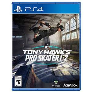 Amazon, Tony Hawk's Pro Skater 1+2 PlayStation 4
