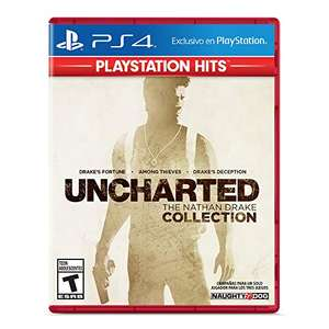 Amazon: Uncharted The Nathan Drake Collection PS4