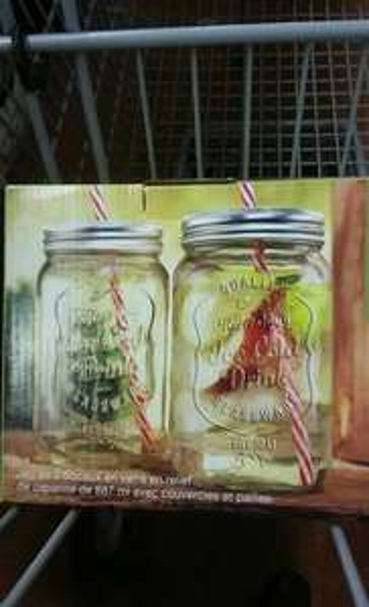 Walmart Zinacantepec: juego de 2 Mason Jar a $55.02