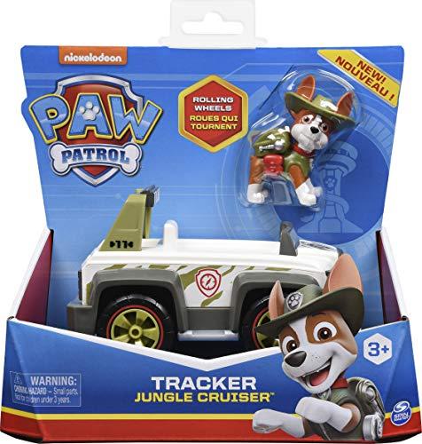 Amazon: Paw Patrol Vehículo Básico Tracker