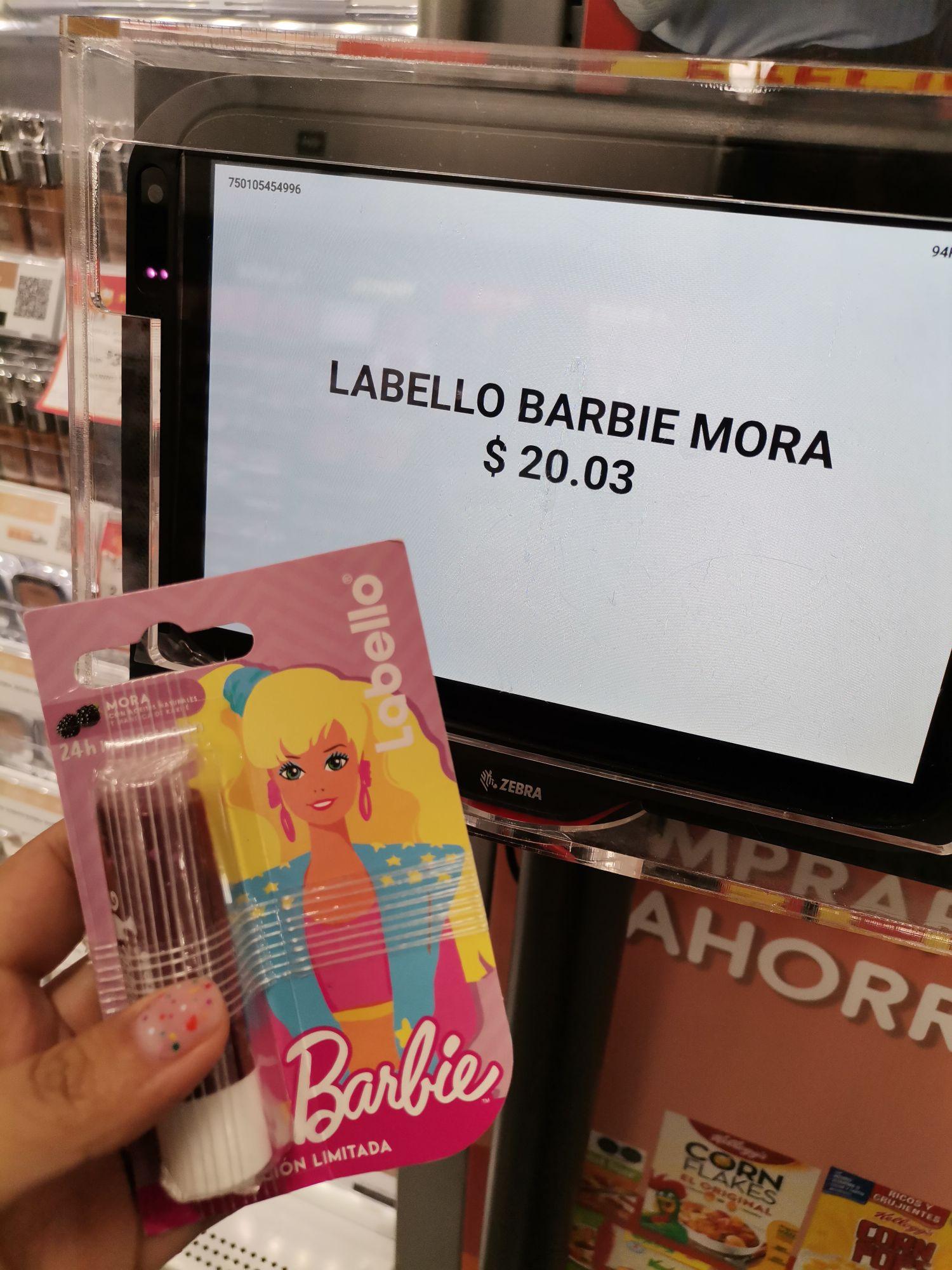 Walmart: Labello edición especial