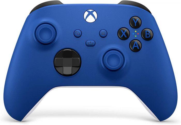 HEB: Xbox Control Inalambrico Azul Xsx (Color azul, blanco y negro)(Santander)