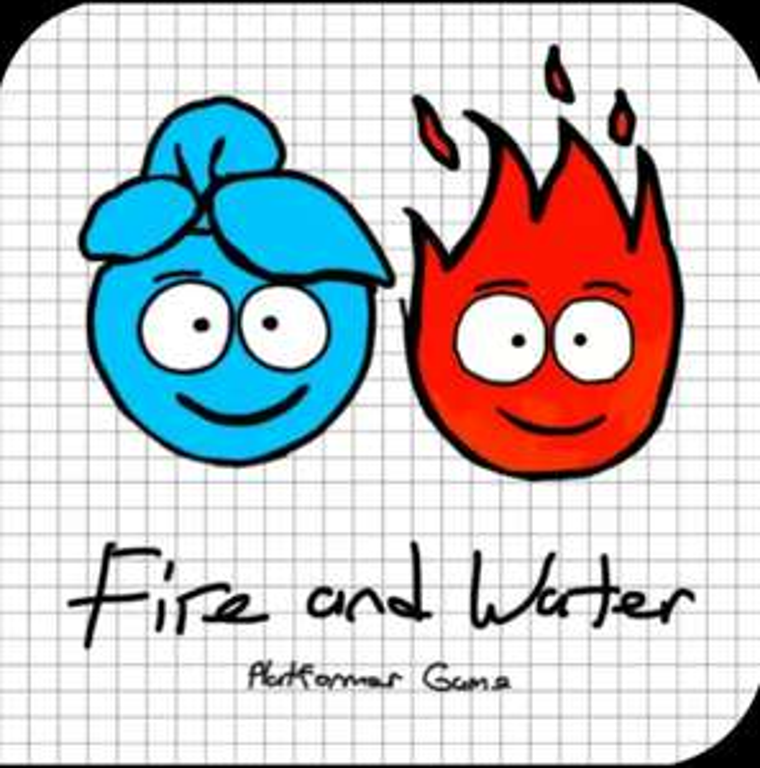 Google Play: Fire and Water - Juego de plataformas