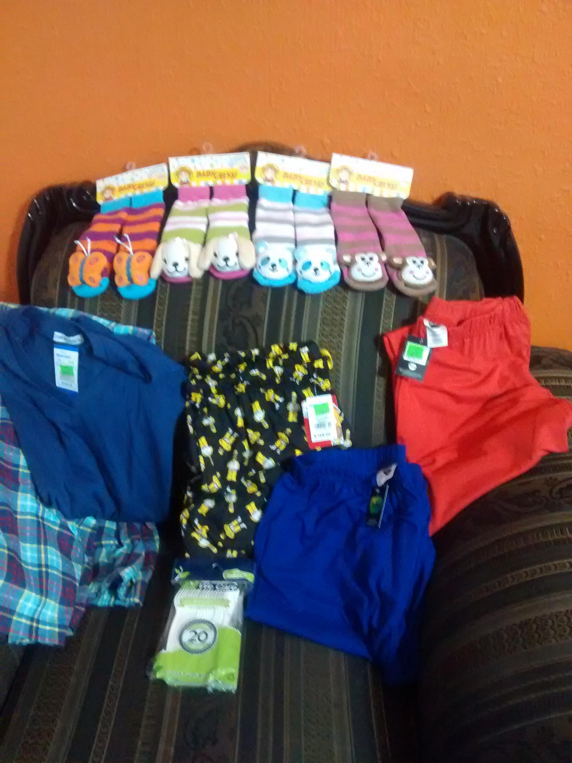 Walmart Fuentes Mares Chihuahua: Varias liquidaciones,  pijamas,  cuchara y más