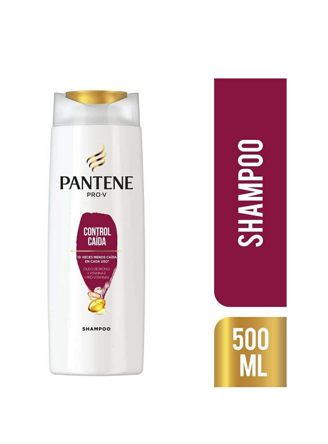 Amazon: Pantene Pro-V Control Caída Shampoo 500ml