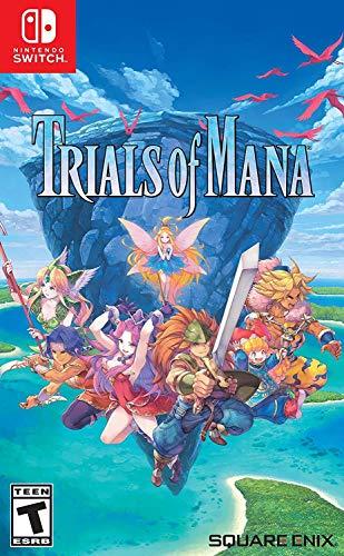 Amazon: Trials of mana Nintendo Switch