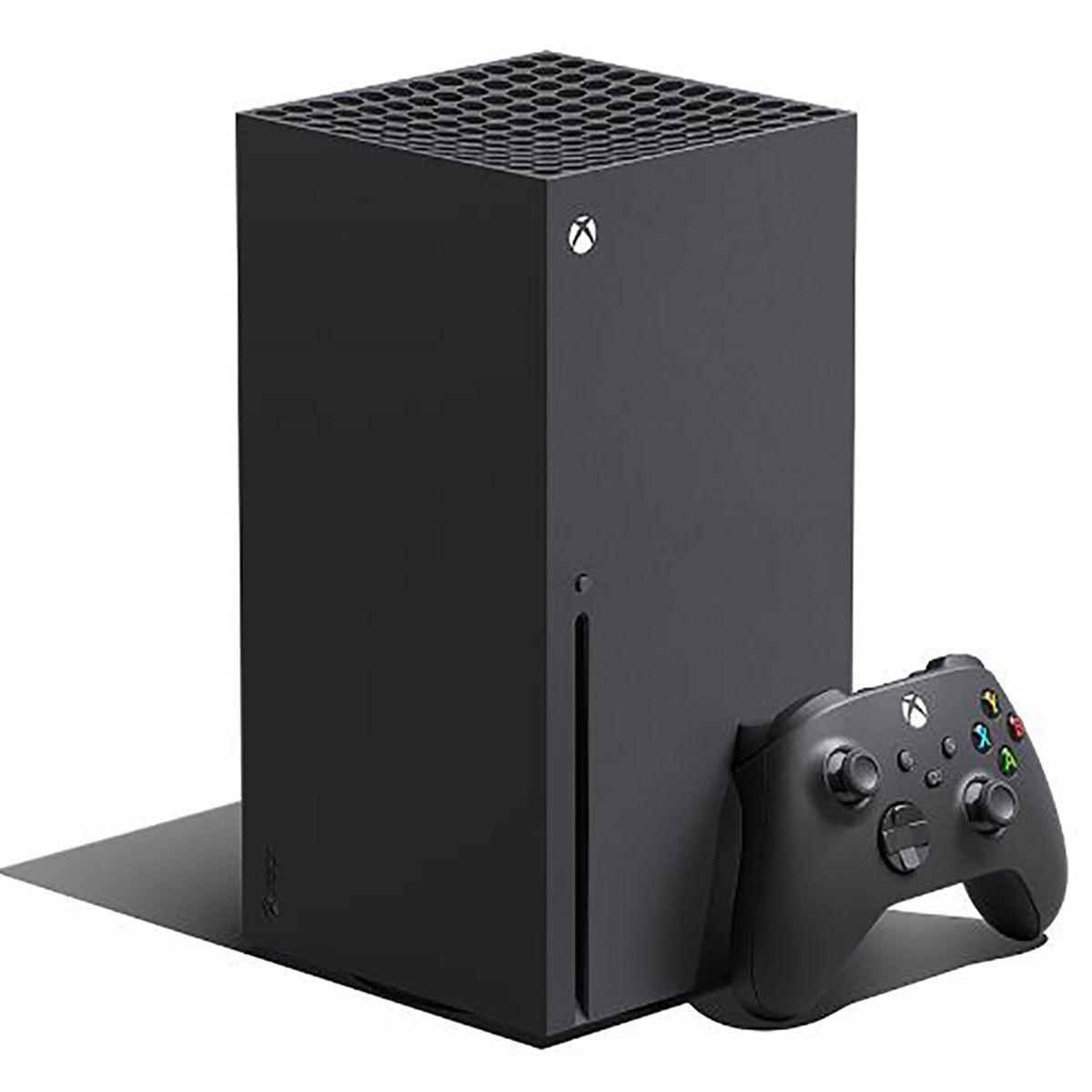 Chedraui: Consola Xbox Series X 1TB Negro (TDC BBVA DIGITAL)