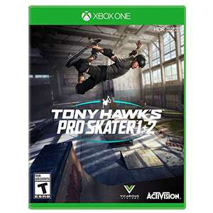 Tony Hawk's Pro Skater 1+2 - Standard Edition - Xbox One - Amazon