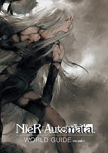 Amazon: NieR: Automata World Guide Volume 2