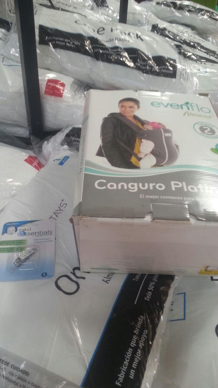 Walmart: Canguro Evenflo de $900 a $90.01 y varias liquidaciones .01