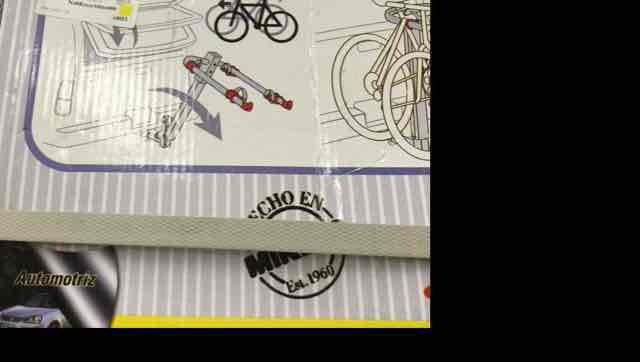 Walmart : Rack 2 Bicicletas LIQUIDACIÓN