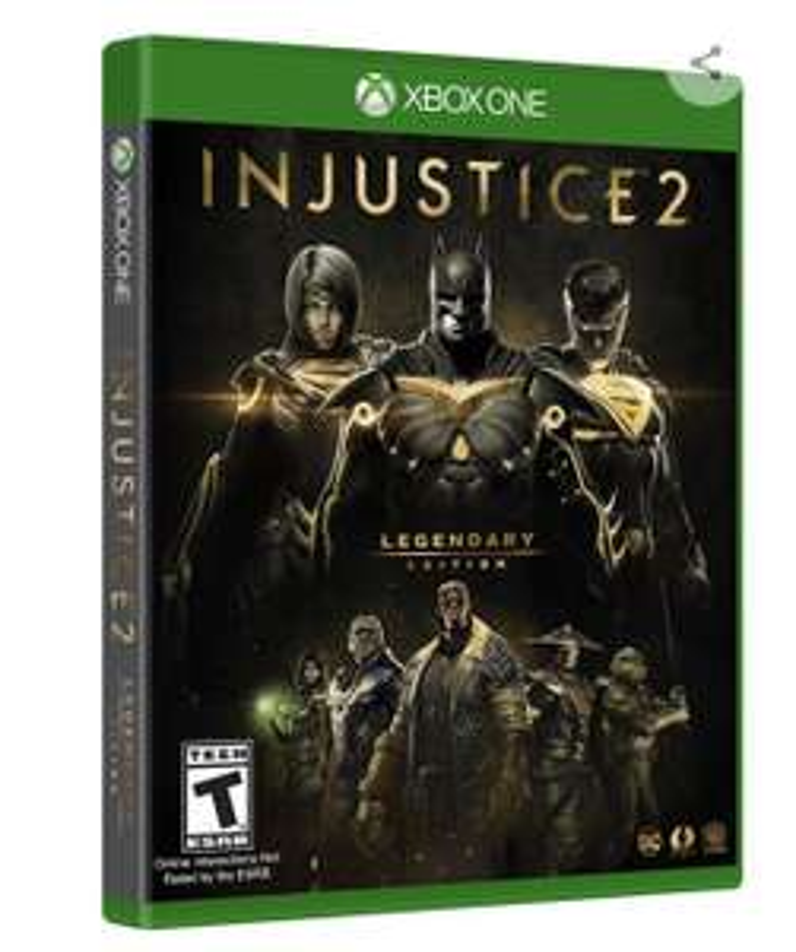 Liverpool: Injustice 2 Edición Legendaria a $339 Xbox|PS4