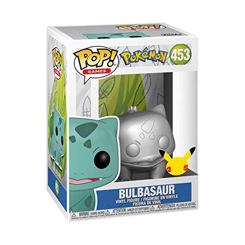 Amazon: Preventa - Funko Pop! Games: Pokemon - Bulbasaur