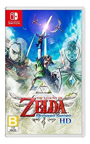 Amazon: Preventa - The Legend of Zelda: Skyward Sword HD